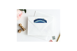 Blue Agate Return Address