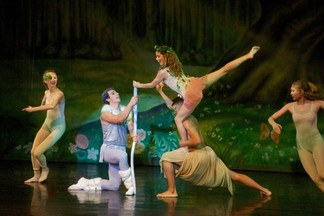 Green Fairies & Jack Frost