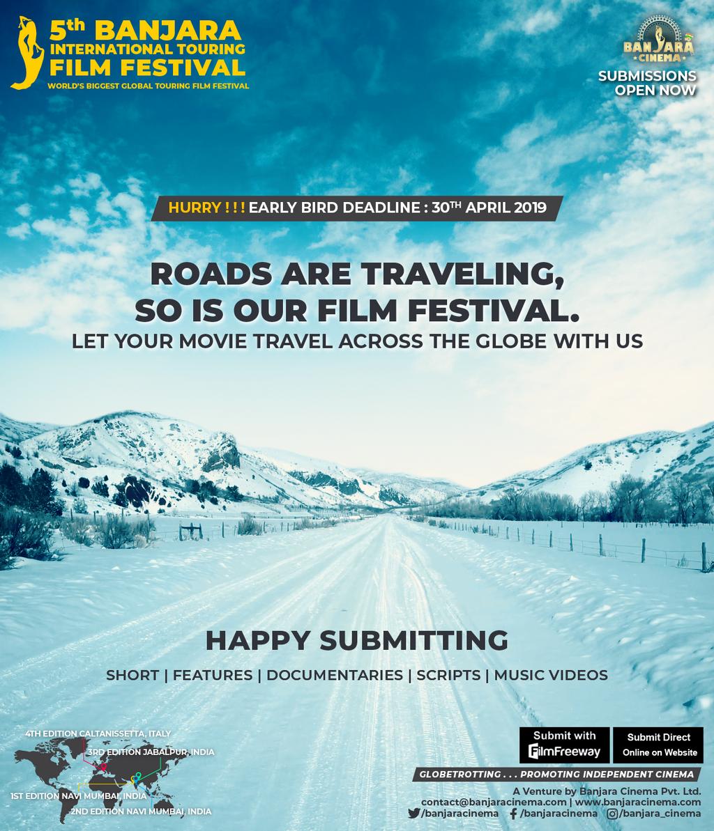 Banjara Cinema | Mumbai | International Touring Film Fest