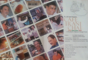 Cafe Irani Chai