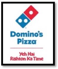 Banjara Sponsors - dominos pizza