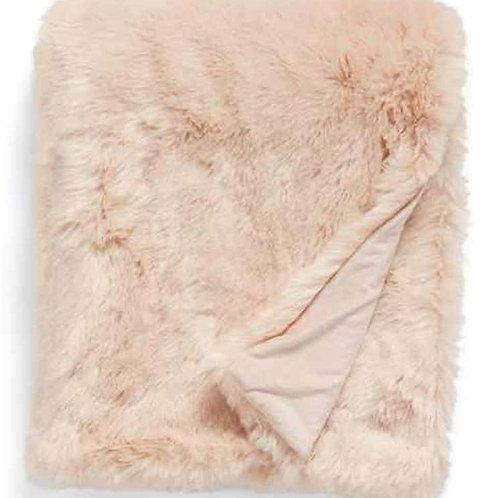 The Faux Fur Throw