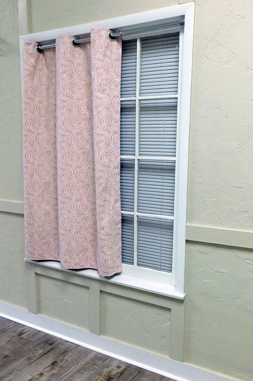 Lined Curtain Panel