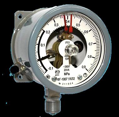 ФГ1007 сигнализатор давления (плотности) элегаза