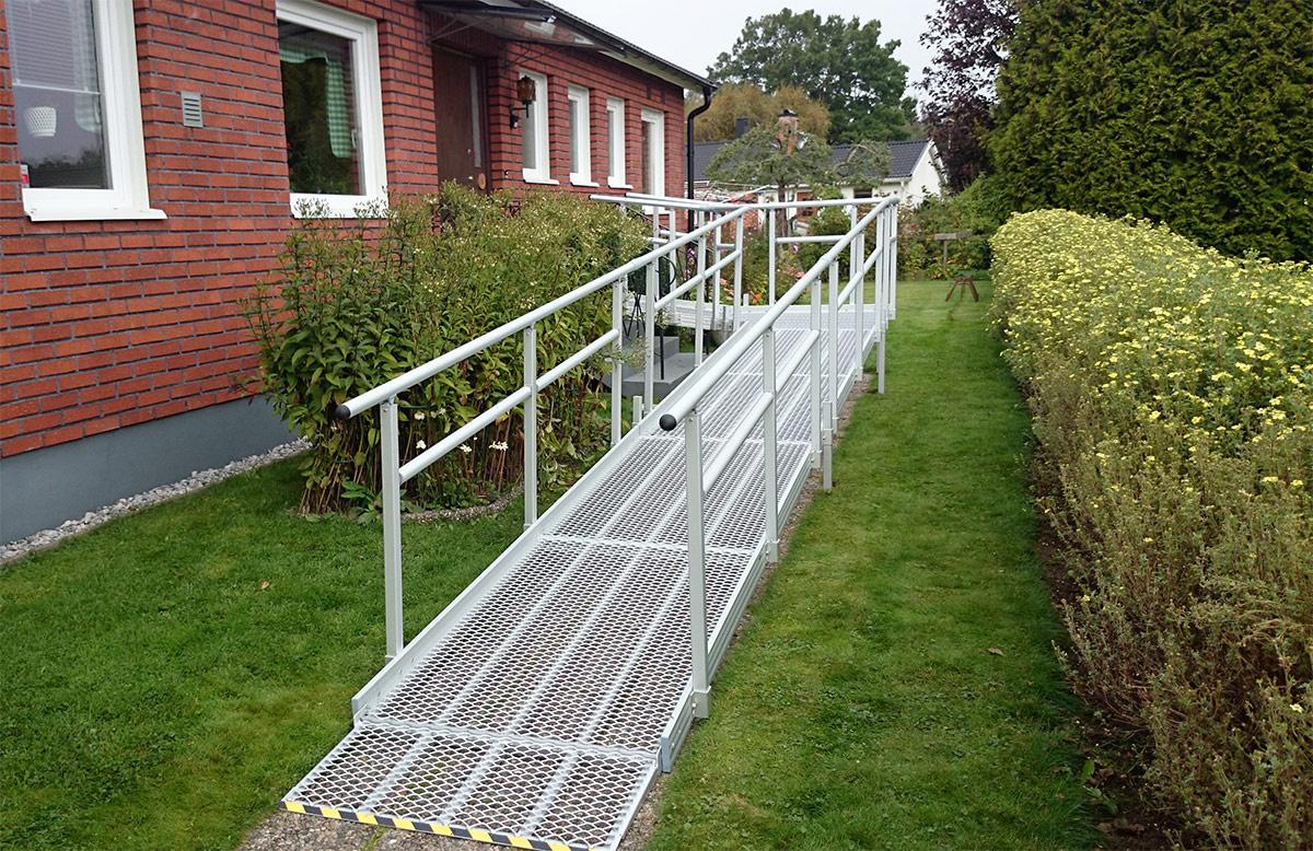 Feal - home ramp
