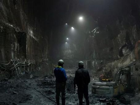 La mina más grande del mundo es subterránea y está en Valdeorras (Ourense)