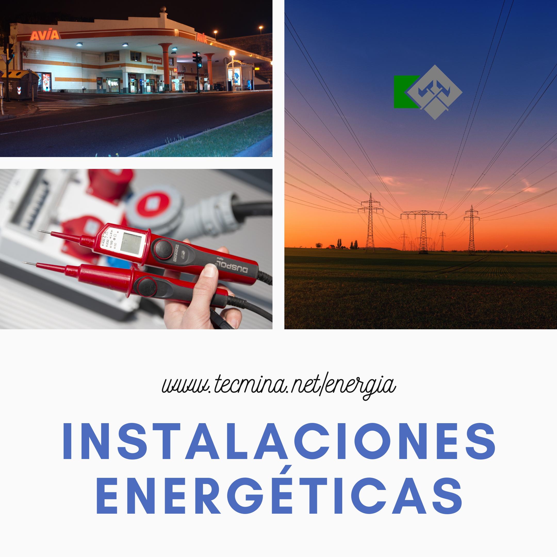 INSTALACIONES ENERGÉTICAS