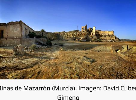 Minas de Mazarrón: «Caminar por Marte sin salir de Murcia»