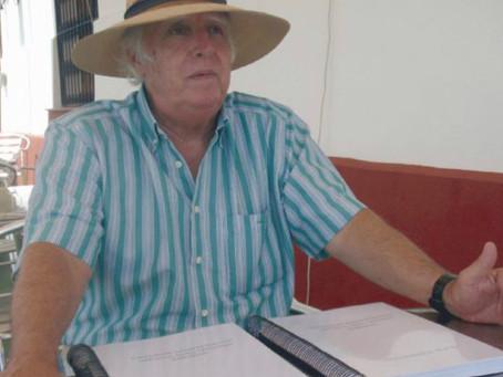 Fallece el ecologista Antonio Ramos, responsable de minería y canteras