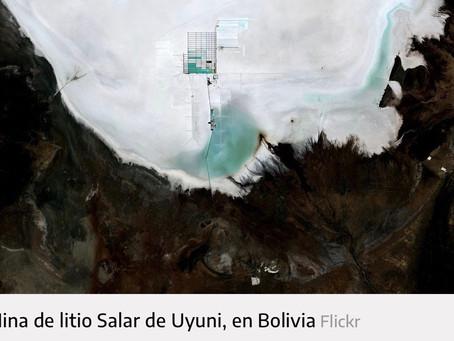 """Un estudio en """"Nature"""" advierte del impacto en la biodiversidad de la minería para energía renovable"""