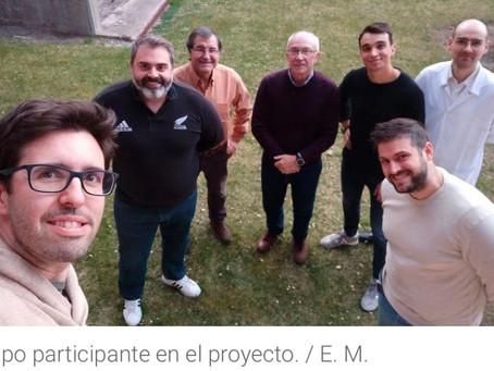 Universidad de Valladolid (UVA) lidera el desarrollo del Raman Laser Spectrometer,