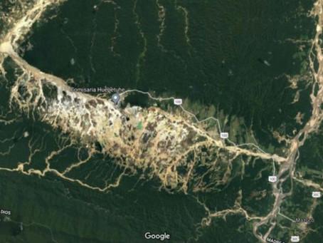 Amazonía: solo el 1% de operaciones mineras se formalizó en Madre de Dios