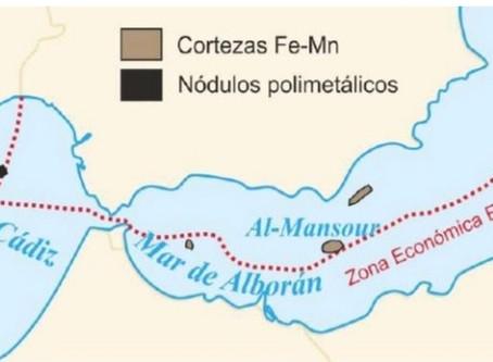 Las minas del mar de Cádiz