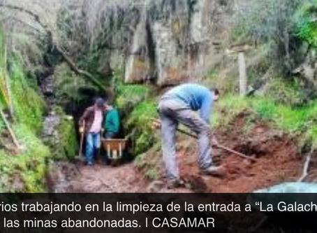 La apasionante 'Ruta de las minas escondidas'