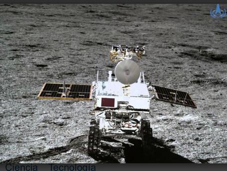 Los minerales de la luna