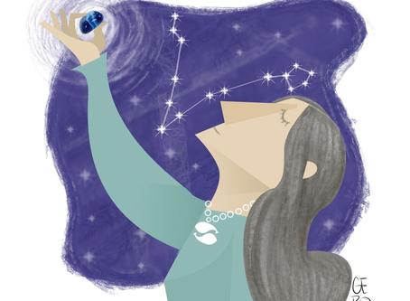 Los minerales del zodíaco
