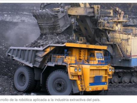 La robótica chilena y la minería