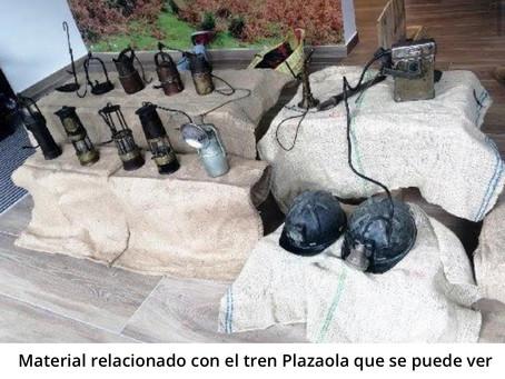 Plazaola y las minas, una historia que contar esta semana en Leitza