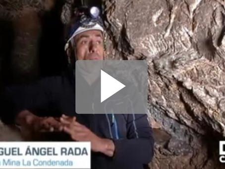Así eran las minas romanas: visitamos La Condenada, en Osa de la Vega (Cuenca)