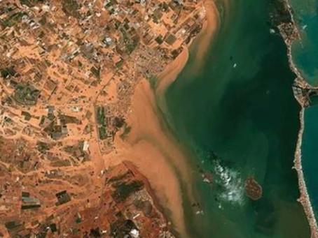 Primer paso para la recuperación de suelos afectados por la minería en el entorno del Mar Menor