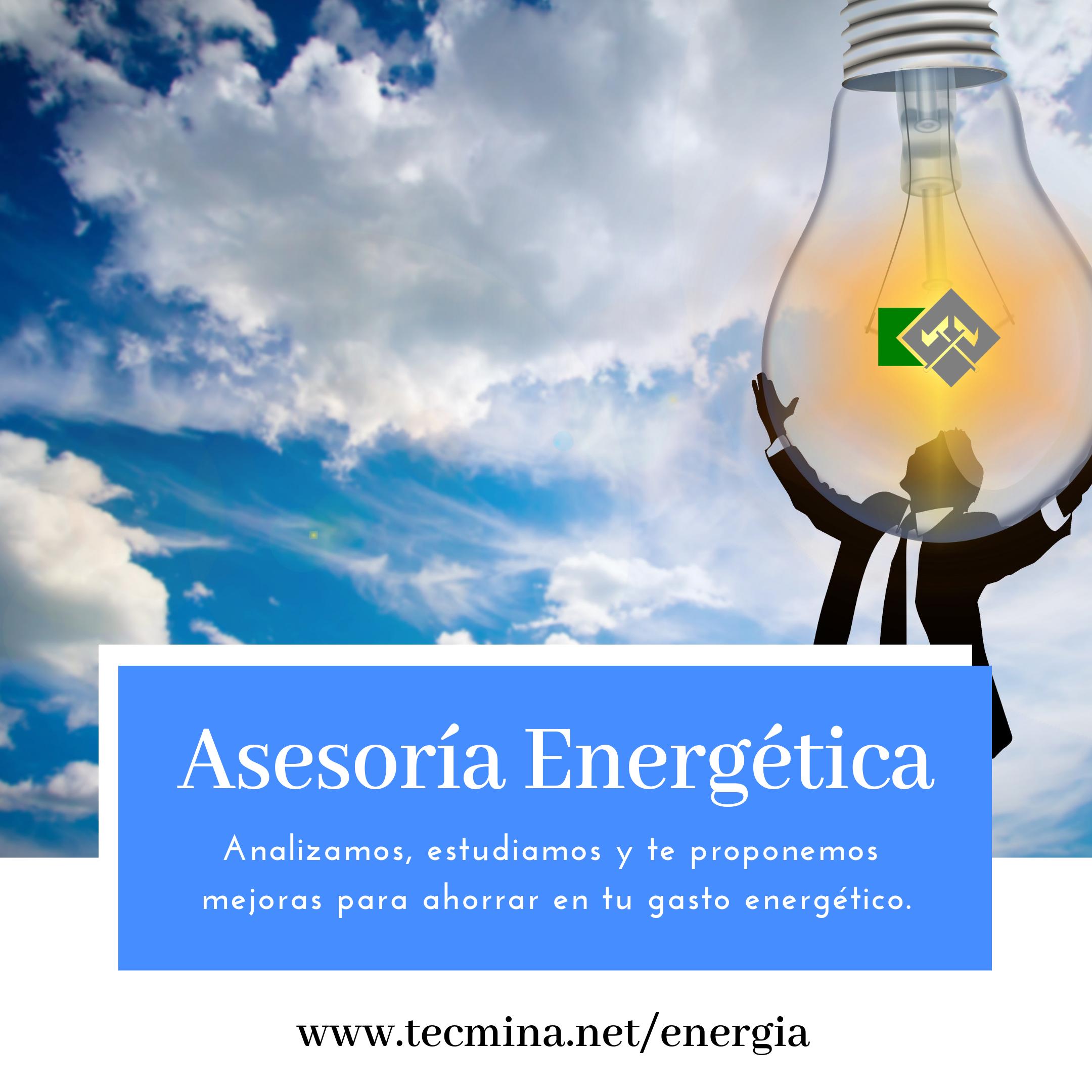 ASESORÍA EN ENERGÍAS