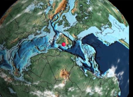 Un mapa te dice qué dinosaurios existieron en el lugar en el que vives