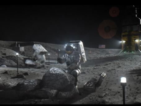 La minería en la Luna tiene el potencial de provocar conflictos