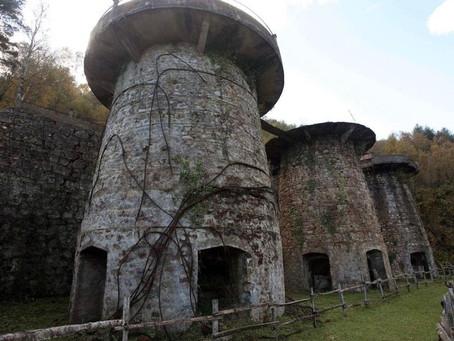 Minas y cárceles en el Goierri guipuzcoano