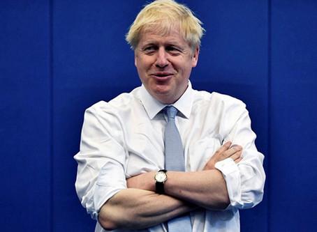 Boris Johnson anuncia prohibición de ayuda para minas de carbón y centrales eléctricas