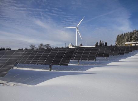 Las energías renovables se han triplicado en Estados Unidos