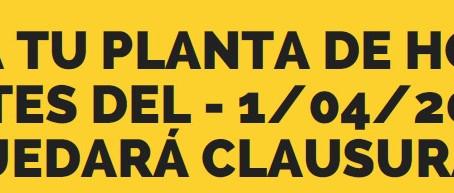 CERTIFICA TU PLANTA DE HORMIGÓN ANTES DEL 1/04/2021, O QUEDARÁ CLAUSURADA