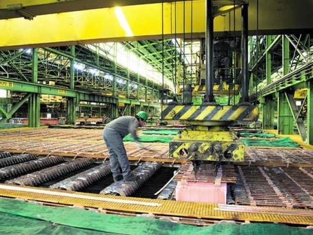 Demanda de energía aumentará 41% en la industria minera en los próximos diez años