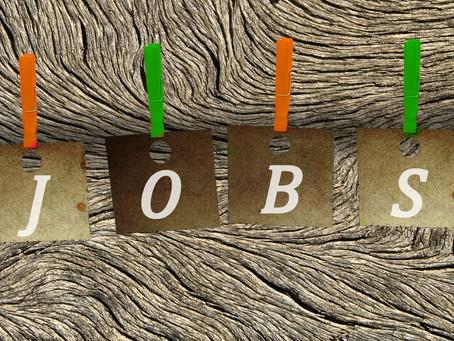 Oferta de trabajo, para ingenieros de minas en la administración