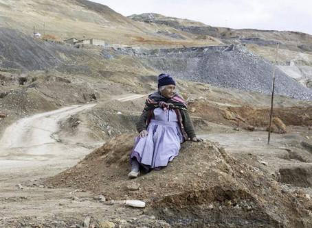 Las mineras del Potosí