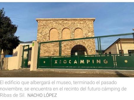 Así será el primer museo gallego de la minería aurífera romana