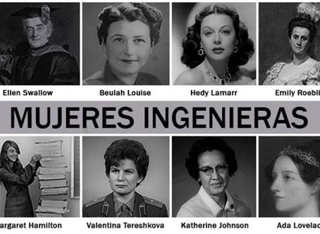 Diez mujeres ingenieras que hicieron historia