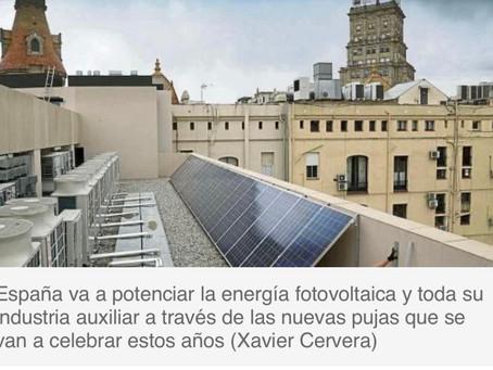 Las energías renovables generan más electricidad que los combustibles fósiles