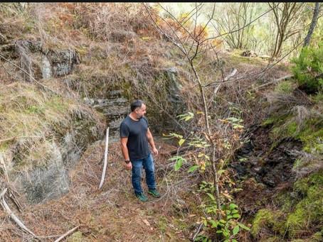 Pozo Morto, un rastro olvidado de la minería romana en Quiroga