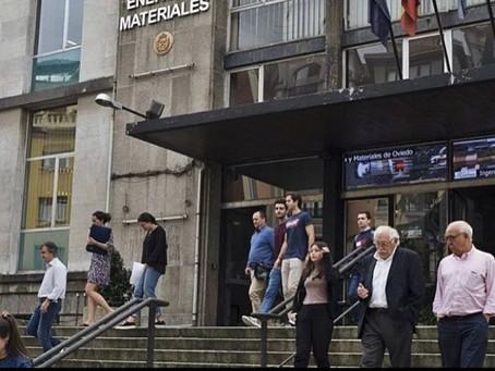 Minería del espacio en Oviedo, un nuevo reto para Minas