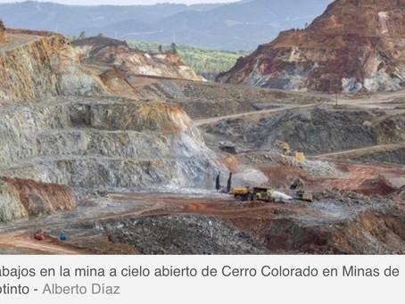 Las seis grandes mineras andaluzas lanzan un proyecto de 3.100 millones para captar fondos europeos