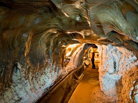 Cómo ser alquimistas en las minas de sal de Cardona