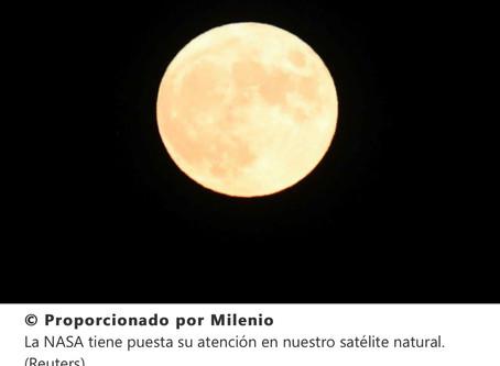 ¿Minería espacial? NASA pagará a empresas privadas por muestras de suelo lunar