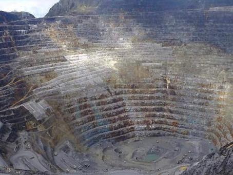 Quién produce qué en el sector minero