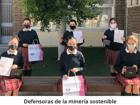 Defensoras de la minería sostenible