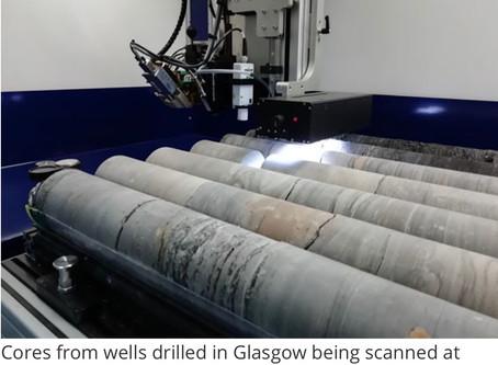 Exploración de flujos de aguas cálidas en antiguas minas