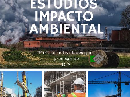 Exposición del estudio de impacto ambiental
