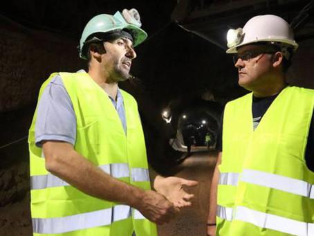 Una empresa de Órgiva reactivará la actividad minera en la Sierra de Gádor