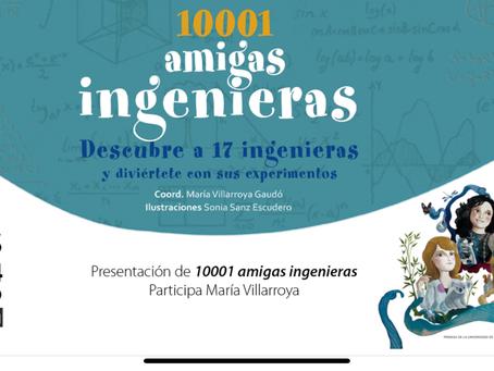 Presentación del libro '10001 amigas ingenieras