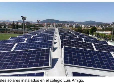 Hogares y empresas con placas solares ya pueden 'cobrar' por energía no consumida