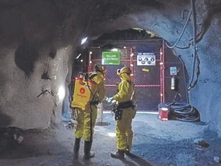 El sector minero espera un crecimiento del 15 % en 2021